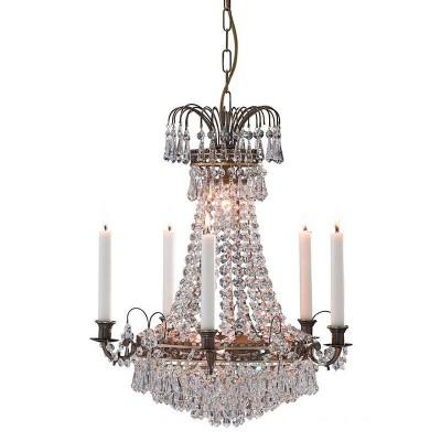 Светильник MarkSlojd  LampGustaf 100642Подвесные<br><br><br>S освещ. до, м2: 12<br>Тип лампы: Накаливания / энергосбережения / светодиодная<br>Тип цоколя: E14<br>Цвет арматуры: бронзовый<br>Количество ламп: 6<br>Диаметр, мм мм: 480<br>Высота, мм: 580 - 1580<br>MAX мощность ламп, Вт: 40