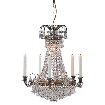 Светильник MarkSlojd  LampGustaf 100649Подвесные<br><br><br>Тип лампы: Накаливания / энергосбережения / светодиодная<br>Тип цоколя: E14<br>Количество ламп: 7<br>MAX мощность ламп, Вт: 40<br>Диаметр, мм мм: 540<br>Высота, мм: 2200<br>Цвет арматуры: бронзовый