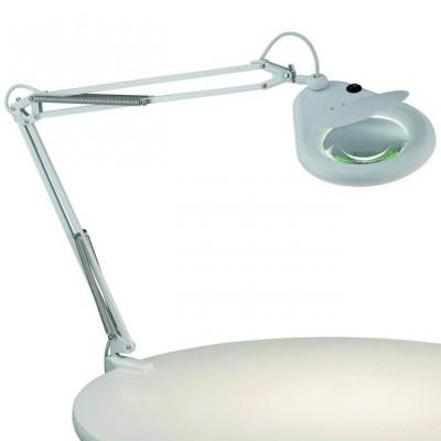 Светильник Markslojd 100852На струбцине<br><br><br>Тип лампы: T5<br>Ширина, мм: 200<br>MAX мощность ламп, Вт: 22<br>Длина, мм: 600<br>Высота, мм: 750<br>Цвет арматуры: белый