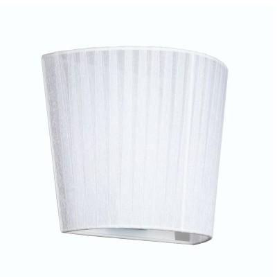 Аврора Адажио 10086-1B Светильник настенный браМодерн<br>Важными и отличительными особенностями модели светильника Аврора 10086-1B является металл цвета окрашенный хром, белая органза, хрустальные подвески с габаритными размерами 250*205*130мм. Хотелось бы отметить российскую сборку в г. Самара с отечественными комплектующими.<br><br>Тип цоколя: E14<br>Количество ламп: 1<br>Ширина, мм: 250<br>MAX мощность ламп, Вт: 60<br>Размеры: 250*205*130<br>Расстояние от стены, мм: 130<br>Высота, мм: 205
