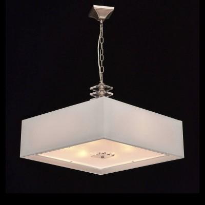 Mw light 101011706 СветильникПодвесные<br><br><br>Установка на натяжной потолок: Да<br>S освещ. до, м2: 12<br>Тип лампы: Накаливания / энергосбережения / светодиодная<br>Тип цоколя: E14<br>Количество ламп: 6<br>Ширина, мм: 550<br>Длина, мм: 550<br>Высота, мм: 550 - 800<br>MAX мощность ламп, Вт: 40