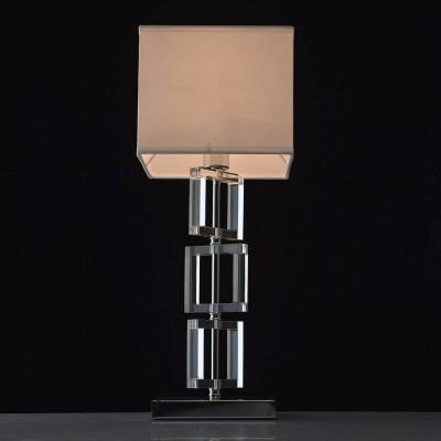 Mw light 101030801 СветильникСовременные<br><br><br>Тип лампы: Накаливания / энергосбережения / светодиодная<br>Тип цоколя: E14<br>Количество ламп: 1<br>Ширина, мм: 180<br>MAX мощность ламп, Вт: 40<br>Длина, мм: 180<br>Высота, мм: 450