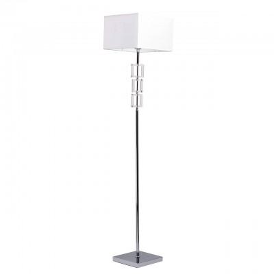 Mw light 101040901 СветильникСовременные торшеры<br><br><br>Тип лампы: Накаливания / энергосбережения / светодиодная<br>Тип цоколя: E14<br>Цвет арматуры: серебристый<br>Количество ламп: 1<br>Ширина, мм: 300<br>Длина, мм: 300<br>Высота, мм: 1570<br>MAX мощность ламп, Вт: 40