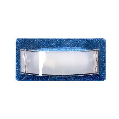 Светильник бра Colosseo 10112/1 PaviyaНакладные<br>Настенно-потолочные<br><br>S освещ. до, м2: 4<br>Крепление: планка<br>Тип лампы: накаливания / энергосбережения / LED-светодиодная<br>Тип цоколя: E27<br>Количество ламп: 1<br>Ширина, мм: 320<br>MAX мощность ламп, Вт: 60<br>Расстояние от стены, мм: 110<br>Высота, мм: 160<br>Цвет арматуры: серебристый