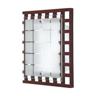 Светильник Colosseo 10134/1 IschiaПрямоугольные<br>Настенно потолочный светильник Colosseo (Колоссео) 10134/1  подходит как для установки в вертикальном положении - на стены, так и для установки в горизонтальном - на потолок. Для установки настенно потолочных светильников на натяжной потолок необходимо использовать светодиодные лампы LED, которые экономнее ламп Ильича (накаливания) в 10 раз, выделяют мало тепла и не дадут расплавиться Вашему потолку.<br><br>S освещ. до, м2: 4<br>Крепление: планка<br>Тип лампы: накаливания / энергосбережения / LED-светодиодная<br>Тип цоколя: E27<br>Количество ламп: 1<br>Ширина, мм: 220<br>MAX мощность ламп, Вт: 60<br>Расстояние от стены, мм: 90<br>Высота, мм: 250<br>Цвет арматуры: серебристый