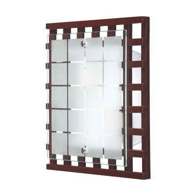 Светильник Colosseo 10134/2 IschiaПрямоугольные<br>Настенно потолочный светильник Colosseo (Колоссео) 10134/2 подходит как для установки в вертикальном положении - на стены, так и для установки в горизонтальном - на потолок. Для установки настенно потолочных светильников на натяжной потолок необходимо использовать светодиодные лампы LED, которые экономнее ламп Ильича (накаливания) в 10 раз, выделяют мало тепла и не дадут расплавиться Вашему потолку.<br><br>S освещ. до, м2: 8<br>Крепление: планка<br>Тип товара: Светильник настенно-потолочный<br>Скидка, %: 16<br>Тип лампы: накаливания / энергосбережения / LED-светодиодная<br>Тип цоколя: E27<br>Количество ламп: 2<br>Ширина, мм: 265<br>MAX мощность ламп, Вт: 60<br>Расстояние от стены, мм: 90<br>Высота, мм: 320<br>Цвет арматуры: серебристый