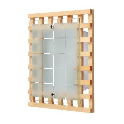 Светильник Colosseo 10138/1 IschiaКвадратные<br>Настенно потолочный светильник Colosseo (Колоссео) 10138/1  подходит как для установки в вертикальном положении - на стены, так и для установки в горизонтальном - на потолок. Для установки настенно потолочных светильников на натяжной потолок необходимо использовать светодиодные лампы LED, которые экономнее ламп Ильича (накаливания) в 10 раз, выделяют мало тепла и не дадут расплавиться Вашему потолку.<br><br>S освещ. до, м2: 4<br>Крепление: планка<br>Тип лампы: накаливания / энергосбережения / LED-светодиодная<br>Тип цоколя: E27<br>Цвет арматуры: серебристый<br>Количество ламп: 1<br>Ширина, мм: 220<br>Расстояние от стены, мм: 90<br>Высота, мм: 250<br>MAX мощность ламп, Вт: 60