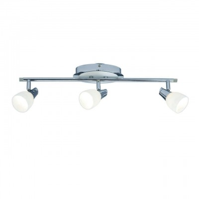 Светильник Markslojd 101845Тройные<br><br><br>Тип лампы: Накаливания / энергосбережения / светодиодная<br>Тип цоколя: E14<br>Количество ламп: 3<br>Ширина, мм: 550<br>MAX мощность ламп, Вт: 40<br>Расстояние от стены, мм: 140<br>Высота, мм: 170