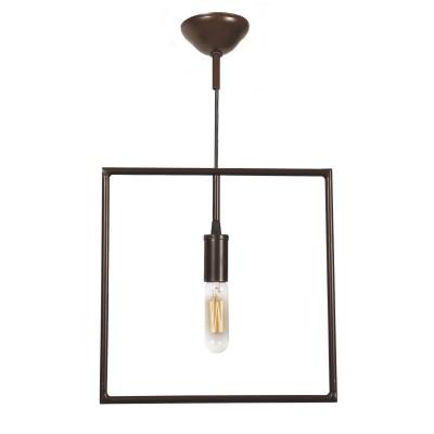 Аврора луч 10191-1L ЛюстраПодвесные<br><br><br>Крепление: крюк<br>Тип товара: Люстра<br>Тип цоколя: Е27<br>Количество ламп: 1<br>MAX мощность ламп, Вт: 60<br>Размеры: 310*310/1460<br>Высота, мм: 1000<br>Оттенок (цвет): металл цвета кофе