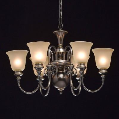 Mw light 102010506 СветильникПодвесные<br><br><br>Установка на натяжной потолок: Да<br>S освещ. до, м2: 12<br>Тип лампы: Накаливания / энергосбережения / светодиодная<br>Тип цоколя: E27<br>Количество ламп: 6<br>MAX мощность ламп, Вт: 40<br>Диаметр, мм мм: 700<br>Высота, мм: 540 - 1150<br>Цвет арматуры: бронзовый