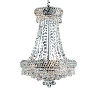 Светильник Markslojd 102873Подвесные<br><br><br>S освещ. до, м2: 10<br>Тип лампы: Накаливания / энергосбережения / светодиодная<br>Тип цоколя: E14<br>Цвет арматуры: серебристый<br>Количество ламп: 5<br>Диаметр, мм мм: 400<br>Высота, мм: 2100<br>MAX мощность ламп, Вт: 40