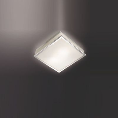 Светильник Odeon light 2537/1AКвадратные<br>Вещи с универсальной конструкцией и «простым» силуэтом всегда будут в моде, и особенно это касается предметов интерьера. Настенно-потолочный светильник Odeon light 2537/1A  прекрасно дополнит Вашу гостиную, спальню, прихожую или кухню. Особенно эффектно он будет смотреться в комплекте из нескольких экземпляров, часть из которых можно разместить на стене, часть – на потолке, создав с их помощью уют, изысканность и шарм.<br><br>S освещ. до, м2: 2<br>Тип лампы: накаливания / энергосбережения / LED-светодиодная<br>Тип цоколя: E27<br>Количество ламп: 1<br>MAX мощность ламп, Вт: 40<br>Цвет арматуры: серебристый