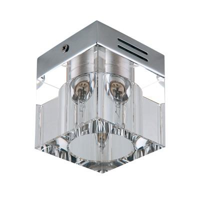 Lightstar ALTA 104010 СветильникКвадратные<br>Встраиваемые светильники – популярное осветительное оборудование, которое можно использовать в качестве основного источника или в дополнение к люстре. Они позволяют создать нужную атмосферу атмосферу и привнести в интерьер уют и комфорт. <br> Интернет-магазин «Светодом» предлагает стильный встраиваемый светильник Lightstar 104010. Данная модель достаточно универсальна, поэтому подойдет практически под любой интерьер. Перед покупкой не забудьте ознакомиться с техническими параметрами, чтобы узнать тип цоколя, площадь освещения и другие важные характеристики. <br> Приобрести встраиваемый светильник Lightstar 104010 в нашем онлайн-магазине Вы можете либо с помощью «Корзины», либо по контактным номерам. Мы развозим заказы по Москве, Екатеринбургу и остальным российским городам.<br><br>Тип лампы: галогенная/LED<br>Тип цоколя: 220В G9<br>Количество ламп: 1<br>Ширина, мм: 70<br>MAX мощность ламп, Вт: 40<br>Размеры: Основание 45 мм W 70x70 H 78<br>Длина, мм: 70<br>Высота, мм: 78<br>Цвет арматуры: серебристый