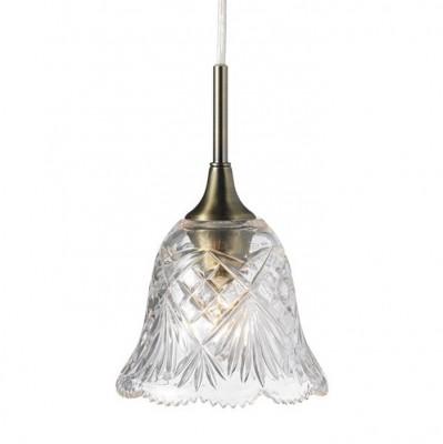 Светильник Markslojd 104286Одиночные<br><br><br>Тип лампы: Накаливания / энергосбережения / светодиодная<br>Тип цоколя: E14<br>Количество ламп: 1<br>MAX мощность ламп, Вт: 40<br>Диаметр, мм мм: 135<br>Высота, мм: 1695<br>Цвет арматуры: бронзовый