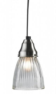Светильник MarkSlojd  LampGustaf 104332Одиночные<br><br><br>Тип лампы: Накаливания / энергосбережения / светодиодная<br>Тип цоколя: E14<br>Количество ламп: 1<br>MAX мощность ламп, Вт: 40<br>Диаметр, мм мм: 110<br>Высота, мм: 3500<br>Цвет арматуры: серебристый