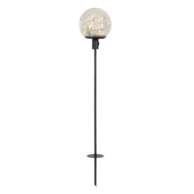 Светильник Markslojd 104726Грунтовые<br><br><br>Тип лампы: LED<br>Количество ламп: 1<br>Диаметр, мм мм: 150<br>Высота, мм: 850<br>Цвет арматуры: черный