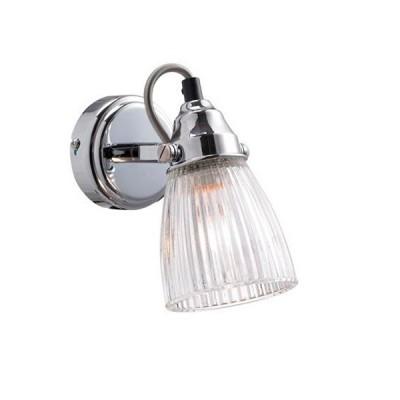 Светильник Markslojd 104779Одиночные<br>Светильники-споты – это оригинальные изделия с современным дизайном. Они позволяют не ограничивать свою фантазию при выборе освещения для интерьера. Такие модели обеспечивают достаточно качественный свет. Благодаря компактным размерам Вы можете использовать несколько спотов для одного помещения.  Интернет-магазин «Светодом» предлагает необычный светильник-спот MarkSlojd 104779 по привлекательной цене. Эта модель станет отличным дополнением к люстре, выполненной в том же стиле. Перед оформлением заказа изучите характеристики изделия.  Купить светильник-спот MarkSlojd 104779 в нашем онлайн-магазине Вы можете либо с помощью формы на сайте, либо по указанным выше телефонам. Обратите внимание, что у нас склады не только в Москве и Екатеринбурге, но и других городах России.<br><br>S освещ. до, м2: 2<br>Тип лампы: Накаливания / энергосбережения / светодиодная<br>Тип цоколя: E14<br>Цвет арматуры: серебристый<br>Количество ламп: 1<br>Ширина, мм: 90<br>Расстояние от стены, мм: 190<br>Высота, мм: 170<br>MAX мощность ламп, Вт: 40