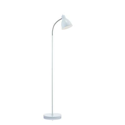Светильник Markslojd 104841Современные<br><br><br>Тип лампы: Накаливания / энергосбережения / светодиодная<br>Тип цоколя: E27<br>Количество ламп: 1<br>MAX мощность ламп, Вт: 60<br>Диаметр, мм мм: 250<br>Высота, мм: 1450<br>Цвет арматуры: белый