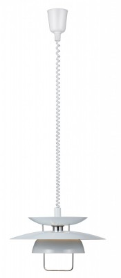 Светильник MarkSlojd  LampGustaf 104857Одиночные<br>Подвесной светильник – это универсальный вариант, подходящий для любой комнаты. Сегодня производители предлагают огромный выбор таких моделей по самым разным ценам. В каталоге интернет-магазина «Светодом» мы собрали большое количество интересных и оригинальных светильников по выгодной стоимости. Вы можете приобрести их в Москве, Екатеринбурге и любом другом городе России.  Подвесной светильник MarkSlojd 104857 сразу же привлечет внимание Ваших гостей благодаря стильному исполнению. Благородный дизайн позволит использовать эту модель практически в любом интерьере. Она обеспечит достаточно света и при этом легко монтируется. Чтобы купить подвесной светильник MarkSlojd 104857, воспользуйтесь формой на нашем сайте или позвоните менеджерам интернет-магазина.<br><br>Количество ламп: 1<br>MAX мощность ламп, Вт: 60<br>Диаметр, мм мм: 400<br>Высота, мм: 1000 - 2200<br>Цвет арматуры: белый