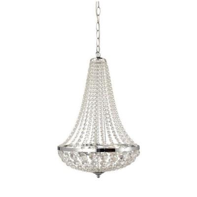 Светильник Markslojd 104890Подвесные<br><br><br>S освещ. до, м2: 4<br>Тип лампы: Накаливания / энергосбережения / светодиодная<br>Тип цоколя: E14<br>Цвет арматуры: серебристый<br>Количество ламп: 2<br>Диаметр, мм мм: 400<br>Высота, мм: 1200<br>MAX мощность ламп, Вт: 40