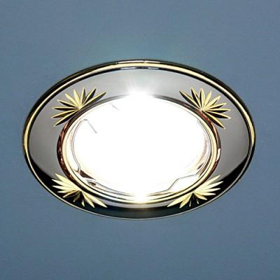 Купить 104A GU/GD черный / золото Электростандарт Точечный светильник