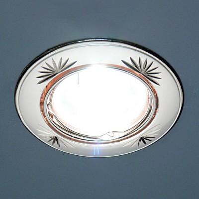 104A PS/N перламутровое серебро / никель Электростандарт Точечный светильникКруглые<br>Лампа: MR16 G5.3 max 50 Вт Диаметр: #216; 81 мм Высота внутренней части: ? 20 мм Высота внешней части: ? 4 мм Монтажное отверстие: #216; 76 мм Гарантия: 2 года Светильник имеет поворотный механизм.<br><br>S освещ. до, м2: 3<br>Тип лампы: галогенная<br>Тип цоколя: gu5.3<br>Цвет арматуры: серебристый<br>Количество ламп: 1<br>Диаметр, мм мм: 80<br>Диаметр врезного отверстия, мм: 75<br>Оттенок (цвет): перламутр серебро<br>MAX мощность ламп, Вт: 50
