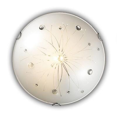 Сонекс LIKIA 105/K настенно-потолочный светильникКруглые<br>Настенно-потолочные светильники – это универсальные осветительные варианты, которые подходят для вертикального и горизонтального монтажа. В интернет-магазине «Светодом» Вы можете приобрести подобные модели по выгодной стоимости. В нашем каталоге представлены как бюджетные варианты, так и эксклюзивные изделия от производителей, которые уже давно заслужили доверие дизайнеров и простых покупателей.  Настенно-потолочный светильник Сонекс 105/K станет прекрасным дополнением к основному освещению. Благодаря качественному исполнению и применению современных технологий при производстве эта модель будет радовать Вас своим привлекательным внешним видом долгое время. Приобрести настенно-потолочный светильник Сонекс 105/K можно, находясь в любой точке России.<br><br>S освещ. до, м2: 6<br>Тип лампы: Накаливания / энергосбережения / светодиодная<br>Тип цоколя: E27<br>Количество ламп: 2<br>MAX мощность ламп, Вт: 60<br>Диаметр, мм мм: 300<br>Высота, мм: 100