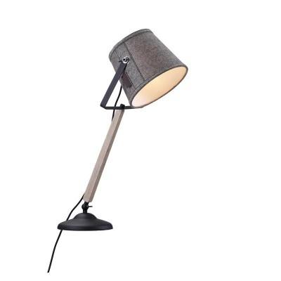 Светильник MarkSlojd  LampGustaf 105082Офисные<br>Настольная лампа – это не просто источник дополнительного освещения, но и оригинальный элемент декора. Его можно установить в спальне, гостиной, кабинете и других комнатах. Интернет-магазин «Светодом» предлагает настольные лампы разных стилей по доступным ценам. Благодаря большому ассортименту Вы обязательно найдете в нашем каталоге именно ту модель, которую искали.   Настольная лампа MarkSlojd 105082 – прекрасный вариант для завершения интерьера. Ее можно включить одновременно с люстрой для более яркого освещения или без нее для создания уютной атмосферы, настраивающей на отдых.   Купить настольную лампу MarkSlojd 105082 Вы можете с помощью виртуальной «Корзины» или по контактным номерам, указанным на сайте.<br><br>Тип лампы: Накаливания / энергосбережения / светодиодная<br>Тип цоколя: E27<br>Количество ламп: 1<br>Ширина, мм: 240<br>MAX мощность ламп, Вт: 60<br>Длина, мм: 400<br>Высота, мм: 660