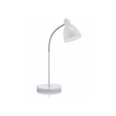 Светильник Markslojd 105129Современные<br><br><br>Тип лампы: Накаливания / энергосбережения / светодиодная<br>Тип цоколя: E27<br>Количество ламп: 1<br>Ширина, мм: 170<br>MAX мощность ламп, Вт: 60<br>Длина, мм: 330<br>Высота, мм: 430<br>Цвет арматуры: белый