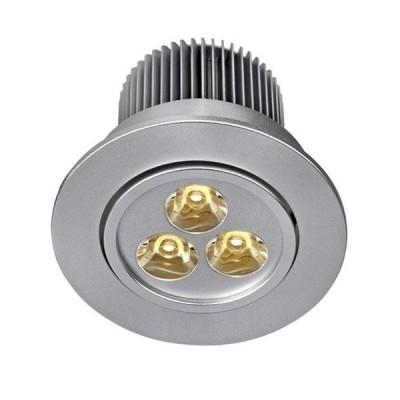 Светильник Markslojd 105138Круглые<br><br><br>Тип лампы: галогенная/LED<br>Тип цоколя: GU10<br>Количество ламп: 3<br>MAX мощность ламп, Вт: 50<br>Диаметр, мм мм: 256<br>Высота, мм: 130<br>Цвет арматуры: серебристый