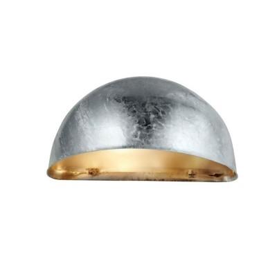 Уличный настенный светильник Markslojd 105175Настенные<br><br><br>Тип лампы: Накаливания / энергосбережения / светодиодная<br>Тип цоколя: E14<br>Количество ламп: 1<br>Ширина, мм: 185<br>MAX мощность ламп, Вт: 40<br>Глубина, мм: 110<br>Высота, мм: 100<br>Цвет арматуры: серебристый