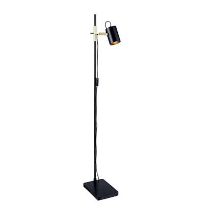 Торшер Markslojd 105234Хай-тек<br><br><br>Тип лампы: галогенная/LED<br>Тип цоколя: G5.3<br>Количество ламп: 1<br>Ширина, мм: 320<br>MAX мощность ламп, Вт: 35<br>Длина, мм: 190<br>Высота, мм: 1400