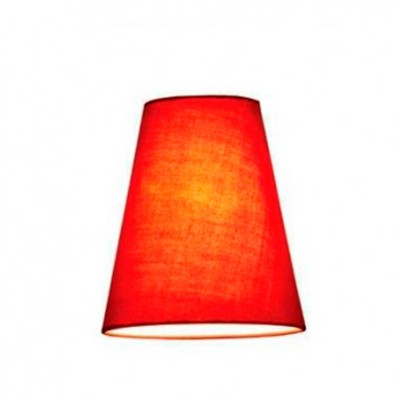 Плафон красный MarkSlojd  LampGustaf 105270Плафоны<br><br><br>Диаметр, мм мм: 150<br>Высота, мм: 145