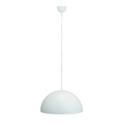 Светильник Markslojd 105281Одиночные<br><br><br>Тип лампы: Накаливания / энергосбережения / светодиодная<br>Тип цоколя: E27<br>Количество ламп: 1<br>MAX мощность ламп, Вт: 60<br>Диаметр, мм мм: 500<br>Высота, мм: 270 - 1770<br>Цвет арматуры: белый