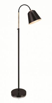 Торшер MarkSlojd  LampGustaf 105337современные торшеры<br>Торшер – это не просто функциональный предмет интерьера, позволяющий обеспечить дополнительное освещение, но и оригинальный декоративный элемент. Интернет-магазин «Светодом» предлагает стильные модели от известных производителей по доступным ценам. У нас Вы найдете и классические напольные светильники, и современные варианты.  Торшер MarkSlojd 105337 сразу же привлекает внимание благодаря своему необычному дизайну. Модель выполнена из качественных материалов, что обеспечит ее надежную и долговечную работу. Такой напольный светильник можно использовать для интерьера не только гостиной, но и спальни или кабинета.  Купить торшер MarkSlojd 105337 по выгодной стоимости Вы можете с помощью нашего сайта. У нас склады в Москве, Екатеринбурге, Санкт-Петербурге, Новосибирске и другим городам России.<br><br>Цвет арматуры: черный<br>Ширина, мм: 350<br>Высота, мм: 1200 - 1680