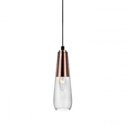 Светильник MarkSlojd  LampGustaf 105467Одиночные<br><br><br>Тип лампы: Накаливания / энергосбережения / светодиодная<br>Тип цоколя: E14<br>Количество ламп: 1<br>MAX мощность ламп, Вт: 40<br>Диаметр, мм мм: 90<br>Высота, мм: 300<br>Цвет арматуры: бронзовый