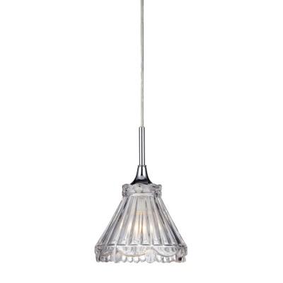 Светильник Markslojd 105476одиночные подвесные светильники<br><br><br>Тип лампы: Накаливания / энергосбережения / светодиодная<br>Тип цоколя: E14<br>Количество ламп: 1<br>Диаметр, мм мм: 150<br>Высота, мм: 220 - 1720<br>MAX мощность ламп, Вт: 40