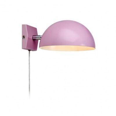 Светильник MarkSlojd  LampGustaf 105480Современные<br><br><br>Тип лампы: Накаливания / энергосбережения / светодиодная<br>Тип цоколя: E14<br>Количество ламп: 1<br>Ширина, мм: 180<br>MAX мощность ламп, Вт: 40<br>Длина, мм: 240<br>Высота, мм: 120<br>Цвет арматуры: розовый