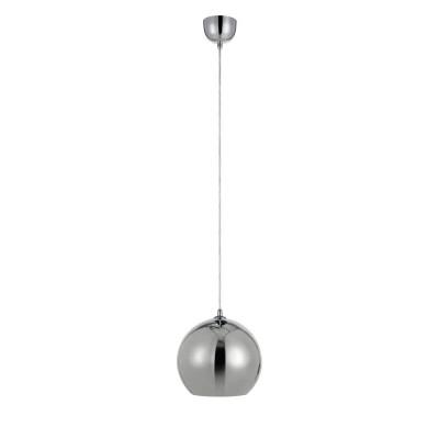 Светильник Markslojd 105562Одиночные<br><br><br>Тип лампы: Накаливания / энергосбережения / светодиодная<br>Тип цоколя: E27<br>Количество ламп: 1<br>MAX мощность ламп, Вт: 60<br>Диаметр, мм мм: 250<br>Высота, мм: 250 - 1750<br>Цвет арматуры: серебристый