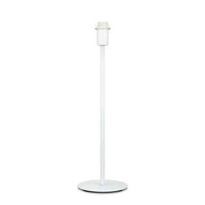 Светильник Markslojd 105570Основания для ламп<br><br><br>Тип лампы: Накаливания / энергосбережения / светодиодная<br>Тип цоколя: E14<br>MAX мощность ламп, Вт: 40<br>Диаметр, мм мм: 140<br>Высота, мм: 450<br>Цвет арматуры: белый