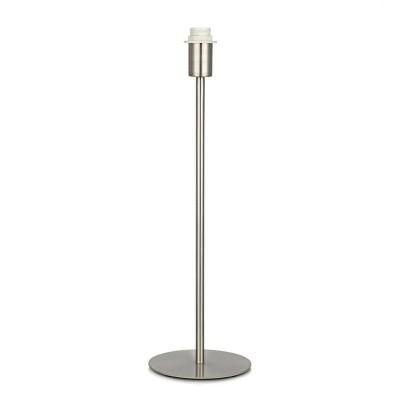Светильник Markslojd 105572Основания для ламп<br><br><br>Тип лампы: Накаливания / энергосбережения / светодиодная<br>Тип цоколя: E14<br>MAX мощность ламп, Вт: 40<br>Диаметр, мм мм: 140<br>Высота, мм: 450<br>Цвет арматуры: серебристый