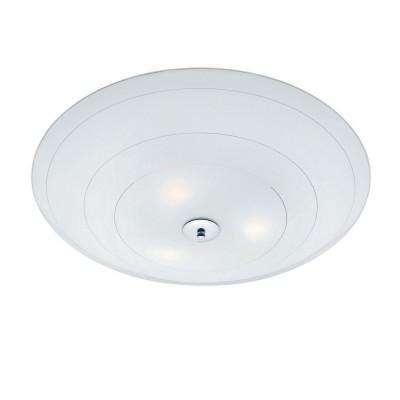 Светильник Markslojd 105618Потолочные<br><br><br>S освещ. до, м2: 5<br>Цветовая t, К: 3000<br>Тип лампы: LED<br>Цвет арматуры: серебристый<br>Диаметр, мм мм: 350<br>Высота, мм: 110<br>MAX мощность ламп, Вт: 12