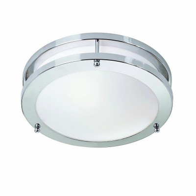 Светильник Markslojd 105621Потолочные<br><br><br>S освещ. до, м2: 4<br>Цветовая t, К: 3000<br>Тип лампы: LED<br>Цвет арматуры: серебристый<br>Диаметр, мм мм: 240<br>Высота, мм: 100<br>MAX мощность ламп, Вт: 9