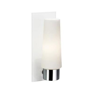 Светильник Markslojd 105635Современные<br><br><br>Цветовая t, К: 2700<br>Тип лампы: LED<br>Тип цоколя: LED<br>Ширина, мм: 90<br>MAX мощность ламп, Вт: 4<br>Расстояние от стены, мм: 115<br>Высота, мм: 230<br>Цвет арматуры: серебристый