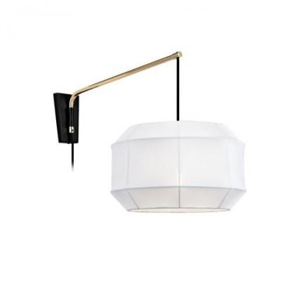 Светильник MarkSlojd  LampGustaf 105712Восточный стиль<br><br><br>Тип лампы: Накаливания / энергосбережения / светодиодная<br>Тип цоколя: E27<br>Количество ламп: 1<br>Ширина, мм: 300<br>MAX мощность ламп, Вт: 60<br>Длина, мм: 560<br>Высота, мм: 390<br>Цвет арматуры: Золотой