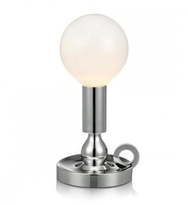 Светильник MarkSlojd  LampGustaf 105771Современные<br>Настольная лампа – это не просто источник дополнительного освещения, но и оригинальный элемент декора. Его можно установить в спальне, гостиной, кабинете и других комнатах. Интернет-магазин «Светодом» предлагает настольные лампы разных стилей по доступным ценам. Благодаря большому ассортименту Вы обязательно найдете в нашем каталоге именно ту модель, которую искали.   Настольная лампа MarkSlojd 105771 – прекрасный вариант для завершения интерьера. Ее можно включить одновременно с люстрой для более яркого освещения или без нее для создания уютной атмосферы, настраивающей на отдых.   Купить настольную лампу MarkSlojd 105771 Вы можете с помощью виртуальной «Корзины» или по контактным номерам, указанным на сайте.<br><br>Тип лампы: Накаливания / энергосбережения / светодиодная<br>Тип цоколя: E27<br>Количество ламп: 1<br>Диаметр, мм мм: 140<br>Высота, мм: 300<br>Цвет арматуры: серебристый