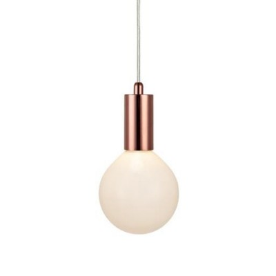 Светильник Markslojd 105784Одиночные<br><br><br>Тип лампы: галогенная/LED<br>Тип цоколя: G9<br>Количество ламп: 1<br>MAX мощность ламп, Вт: 30<br>Диаметр, мм мм: 120<br>Высота, мм: 230 - 1730<br>Цвет арматуры: медный