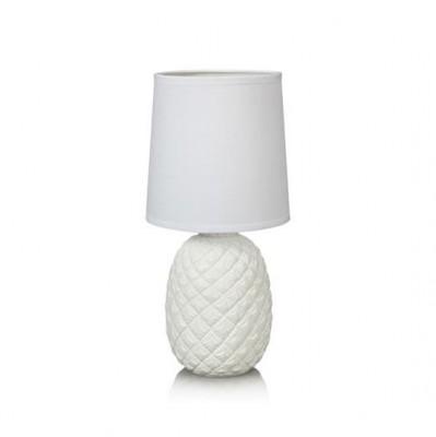 Светильник Markslojd 105793Современные<br><br><br>Тип лампы: Накаливания / энергосбережения / светодиодная<br>Тип цоколя: E14<br>Количество ламп: 1<br>MAX мощность ламп, Вт: 40<br>Диаметр, мм мм: 140<br>Высота, мм: 295<br>Цвет арматуры: белый