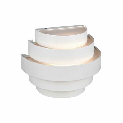 Светильник Markslojd 105829Настенные<br><br><br>Цветовая t, К: 3000<br>Тип лампы: LED<br>Ширина, мм: 190<br>MAX мощность ламп, Вт: 6<br>Расстояние от стены, мм: 110<br>Высота, мм: 150<br>Цвет арматуры: белый
