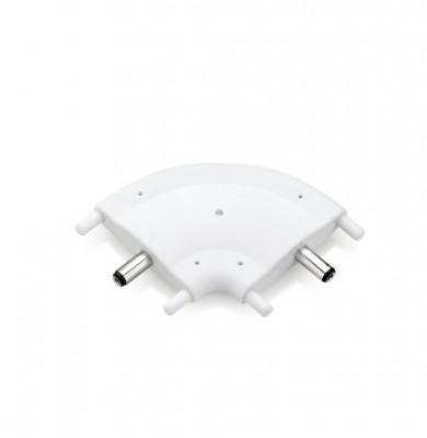 Коннектор поворотный для мебельных светильников Markslojd 105878Мебельные<br><br>